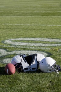types of youth football shoulder pads