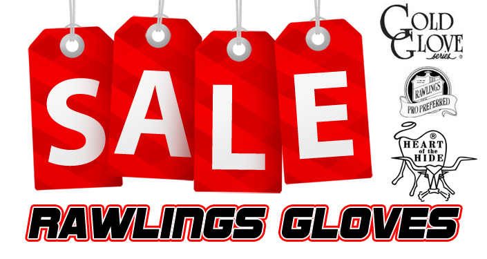 Rawlings Gloves sale