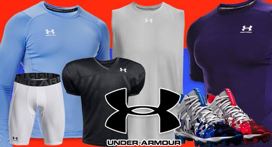 Under Armour Gear
