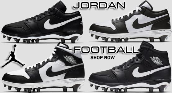 Jordan Football Cleats