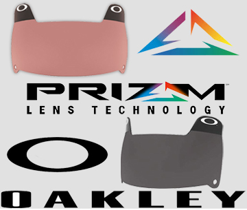 Oakley Prizm Football Visors