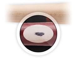 Baseball Bat Ink Dot Test