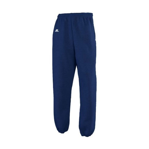 Russell Athletic 029 Dri-Power Closed-Bottom Pocket Pant