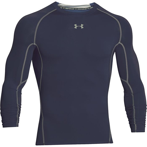 Under Armour Men's HeatGear Long Sleeve Compression Shirt