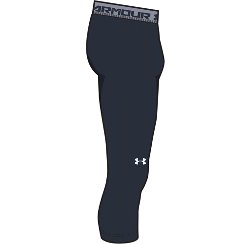 Under Armour Men's HG 3/4 Comp Legging