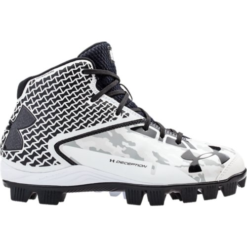 Under Armour Mid Molded Baseball Cleats