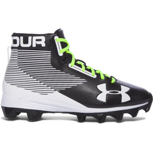 Under Armour Boys Hammer Rubber Molded Football Cleats