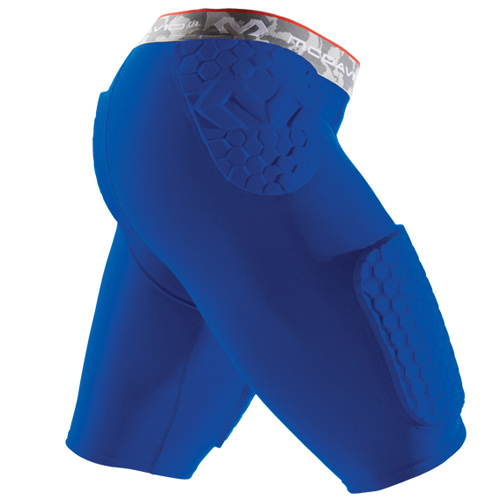 Mcdavid 6446 Extended Compression Leg Sleeve with Hexpad ...