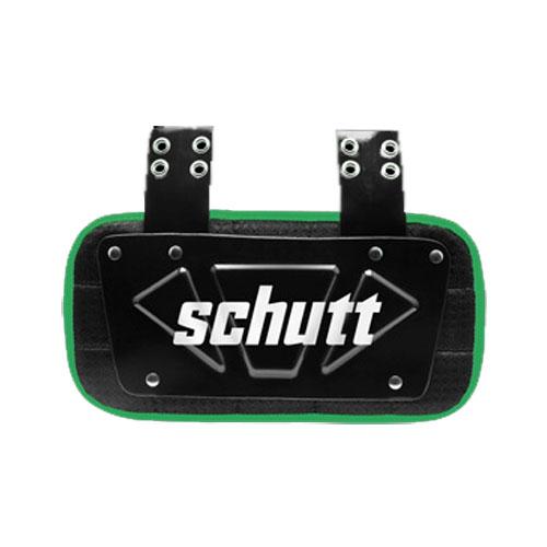 Schutt 7992 Varsity Neon Back Plate