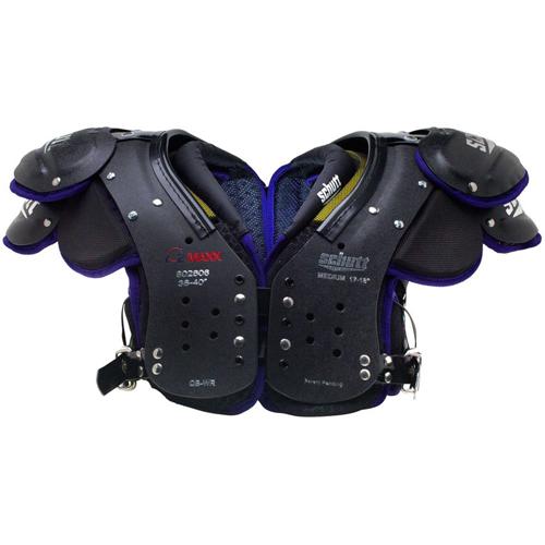 Schutt 8026 Air O2 Maxx QB/WR Shoulder Pads