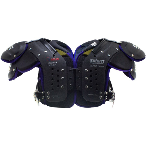 Schutt 8026 Air O2 Maxx Skill Shoulder Pads