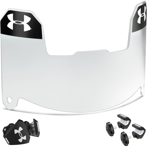 Under Armour Youth Football Clear Eye Shield