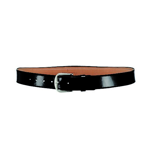 Smitty Officials MLB Style Patent Leather Belt