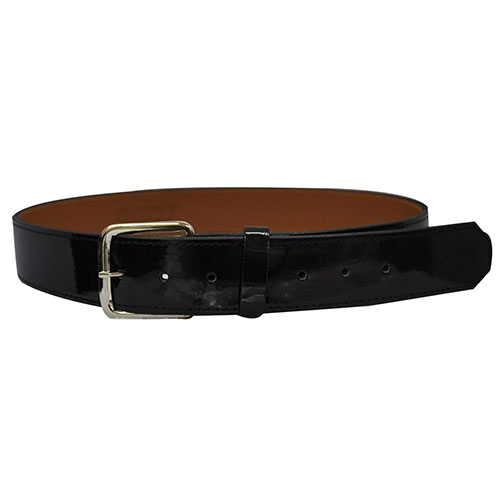 Smitty Officials 1 1/2 inch Patent Leather Belt