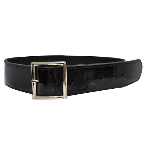 Smitty Officials 1 3/4 inch MLB Style Patent Leather Belt