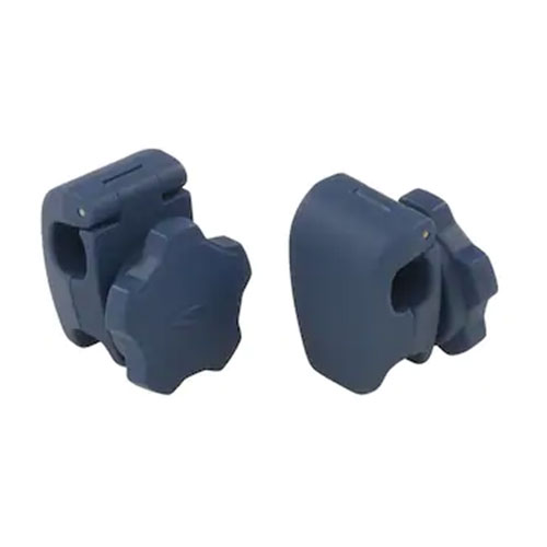Oakley Football Eye Shield Quick Release Attachment Clips - Pair