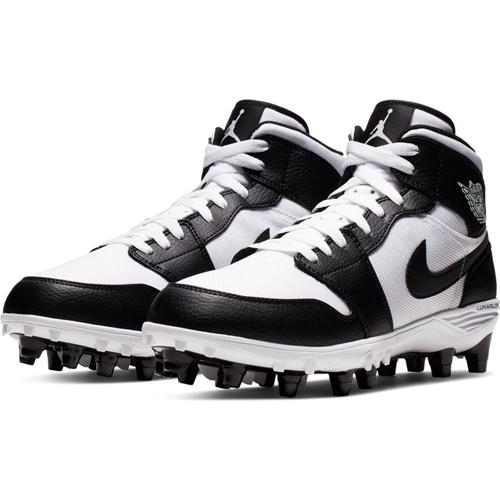 Nike Jordan 1 TD Mid Men's Football Cleats
