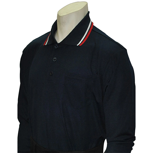 Smitty Performance Mesh Long Sleeve Umpire Shirt