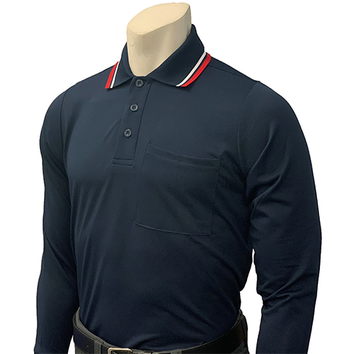 Smitty High Performance BODY FLEX Style Long Sleeve Umpire Shirt