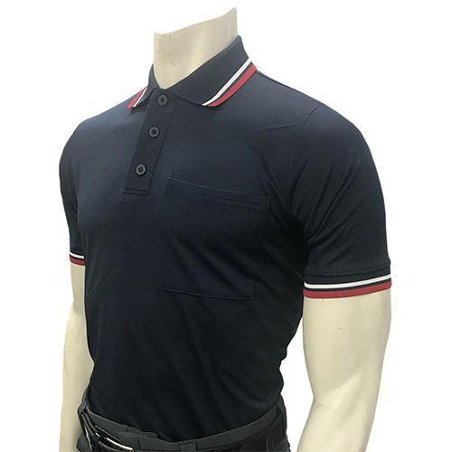 Smitty �BODY FLEX� Traditional Style Short Sleeve Umpire Shirt