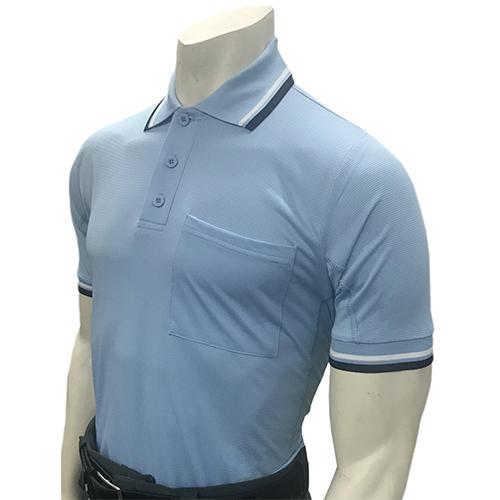 "Smitty ""BODY FLEX"" Traditional Style Short Sleeve Umpire Shirt"