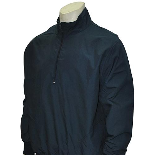 Smitty MLB Style Half Zip Pullover Umpire Jacket