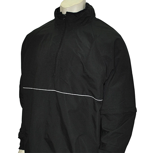 Smitty Convertible Half Sleeve Pullover Umpire Jacket