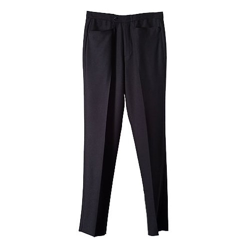 Smitty Women's Basketball Flat Front Officials Pants - Western Cut Pockets