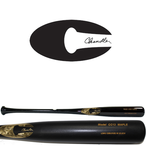 Chandler Carlos Correa CC13 Pro Maple Wood Bat