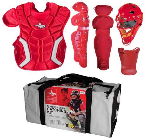 All Star CK912PS Junior Player Series Catchers Kit