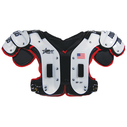 Douglas Custom CP 69 Shoulder Pads