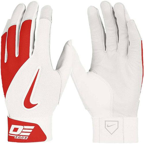 Nike Batting Gloves Canada: Nike GB0333 Youth Diamond Elite Edge II Batting Glove