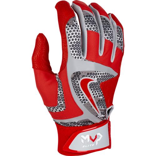 Nike Batting Gloves Canada: Nike MVP Elite Baseball Batting Glove