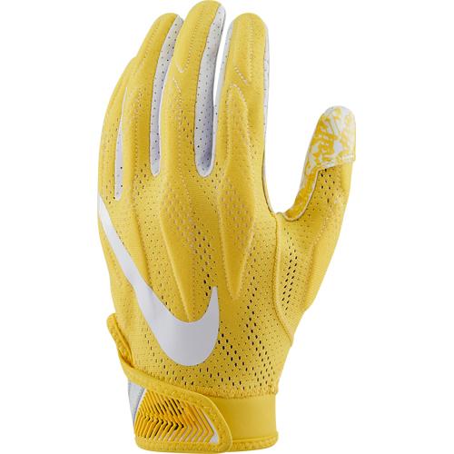 Nike Football Gloves Yellow: Nike Men's Vapor Jet 4 Football Gloves