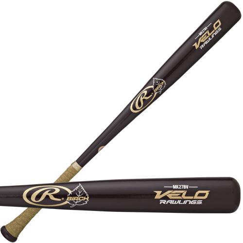 Rawlings Matt Kemp Velo Birch Wood Baseball Bat