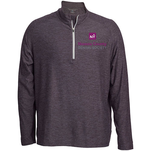 Nassau County Dental Society Men's 1/4 Zip Pullover