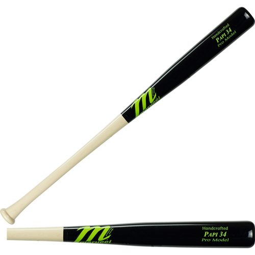 Marucci Papi34 David Ortiz Model Maple Wood Bat