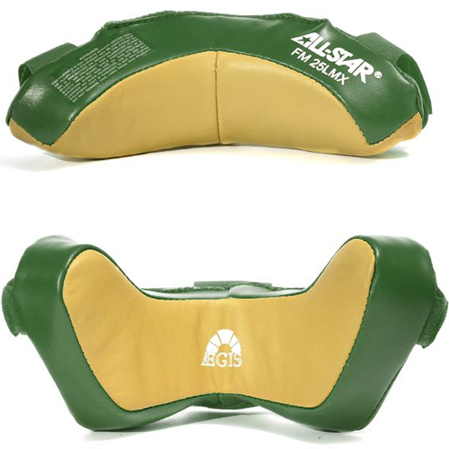 All-Star PFM25LMX Leather/Vinyl Facemask Replacement Pads
