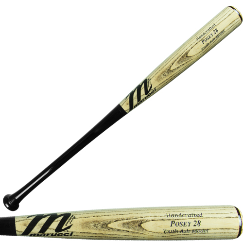Marucci Posey28 Buster Posey Model Youth Ash Wood Bat