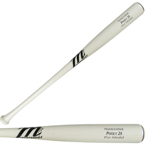 Marucci Posey28 Buster Posey Model Maple Wood Bat