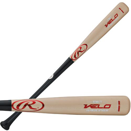 Rawlings Excellence Matt Kemp Velo Maple Wood Baseball Bat