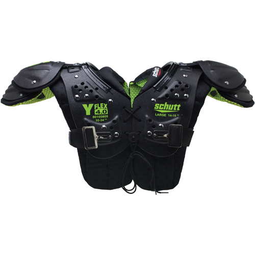 Schutt 8010 Y Flex 4.0 Youth Shoulder Pad