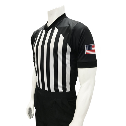 Smitty Men's NCAA Basketball Referee Shirt - Made in The USA