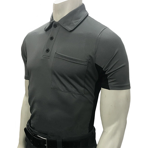 Smitty Major League Style Performance Mesh Umpire Shirt - Made in USA