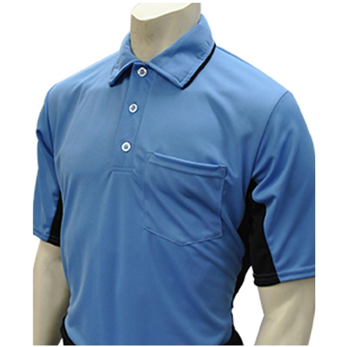 Smitty Major League Style Umpire Shirt - Performance Mesh Fabric