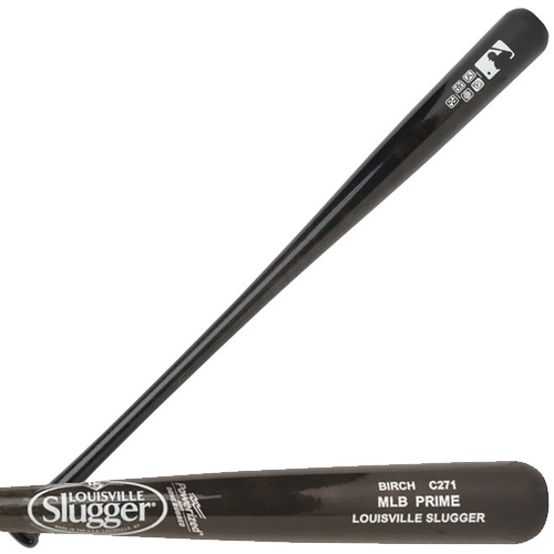 Louisville Slugger MLB Prime Birch Wood Baseball Bat  - C271