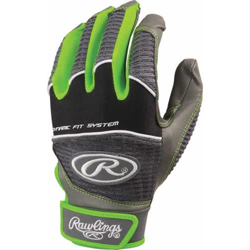 Nike Batting Gloves Canada: Rawlings Adult Workhorse Batting Gloves