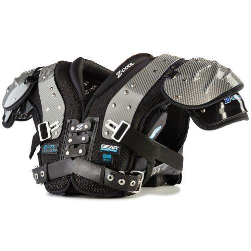Gear Pro-Tec Z-Cool Adult Multi-Position Shoulder Pads