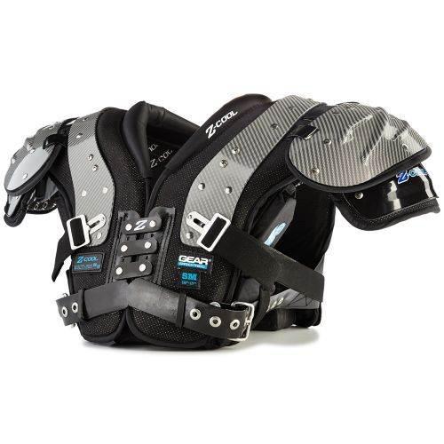 Gear Pro-Tec Z-Cool Adult Multi-Position Shoulder Pads