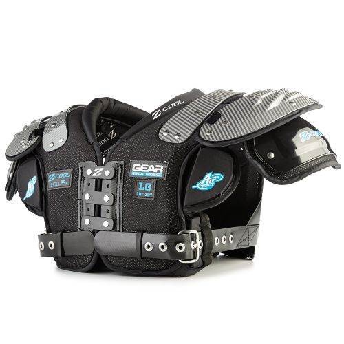 Gear Pro-Tec Z-Cool Adult Skill Shoulder Pads